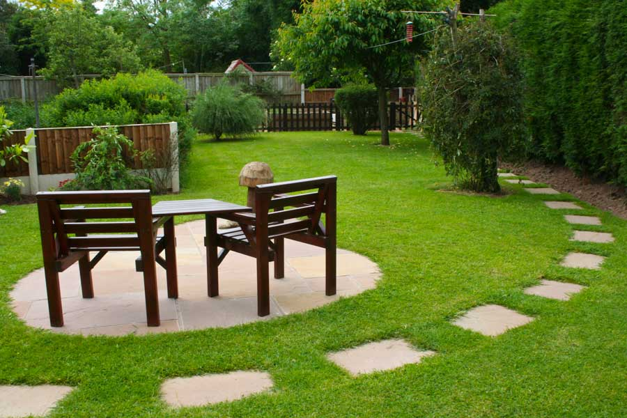 See more pictures of this garden. Click below.